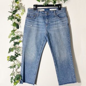 Pilcro And The Letterpress Hyphen Straight Jeans
